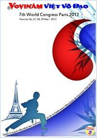 Coupe de France Vovinam Viet Vo Dao à Paris