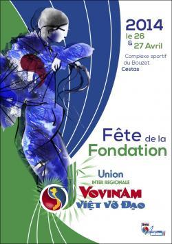 Fête de la fondation Vovinam Viet Vo Dao 2014
